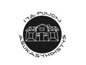 Logo, kaarevalla tekstillä